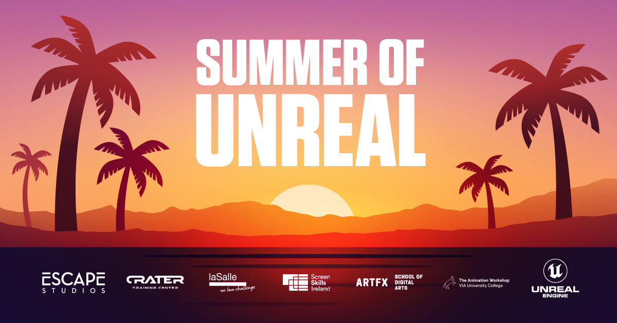 Attending Summer of Unreal